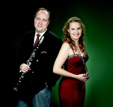 Antti Sarpila and Johanna Iivanainen